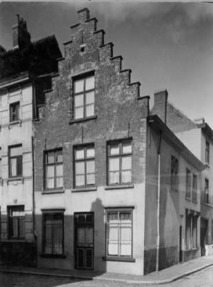 Het huis in 1975