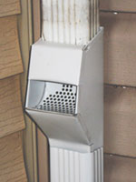 Downspout Filter
