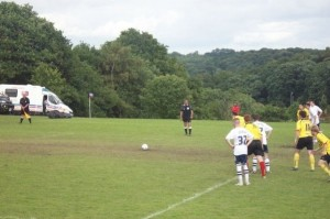 The huge 'what if' moment as Paul Watt lines up his spot kick in the 2008 Worldnet final