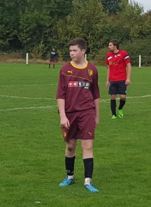 Mark O'Connor continued his goalscoring start in style