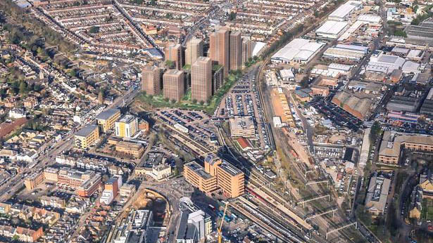 Are there enough Parks and service infrastructure in Watford as Housing Increases
