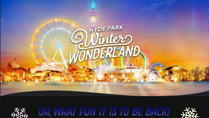 Winter Wonderland Returns for 2021 but there is a difference!!