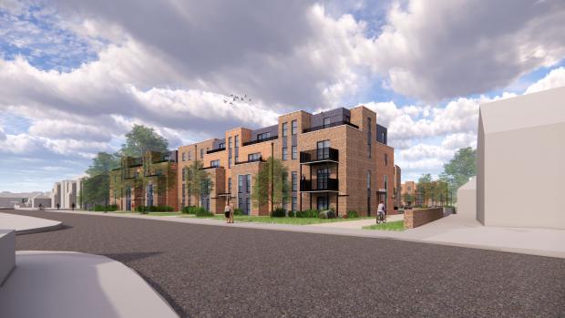 127 flats granted to replace Garston bus garage depot