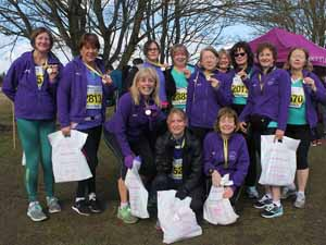 Watford Running Sisters welcome you