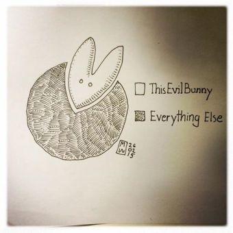Bunny vs Everything else