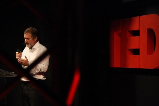 Matthew Watkins at TEDx Bari
