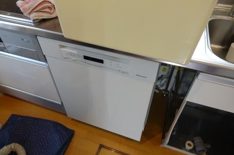 ミーレ食器洗い機