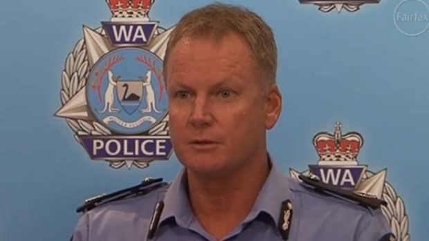 Acting WA Police commissioner Gary Dreibergs will make an announcement on the massive drug haul alongside other agencies involved.
