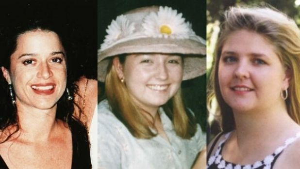 Claremont victims Ciara Glennon (left) and Jane Rimmer (right). Investigation into the disappearance of Sarah Spiers ...