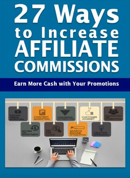 Affiliate Commissions report