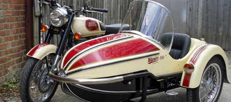 Royal Enfield Sidecars