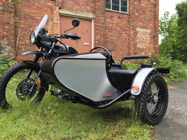 Watsonian International Trials Sidecar