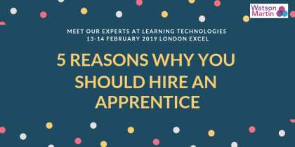 FIVE REASONS WHY YOU SHOULD HIRE AN APPRENTICE (1)