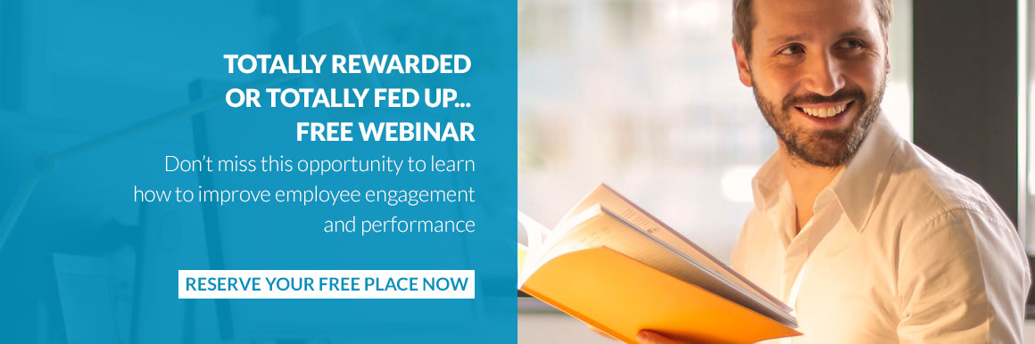 Totally Rewarded or Totally Fed Up Webinar