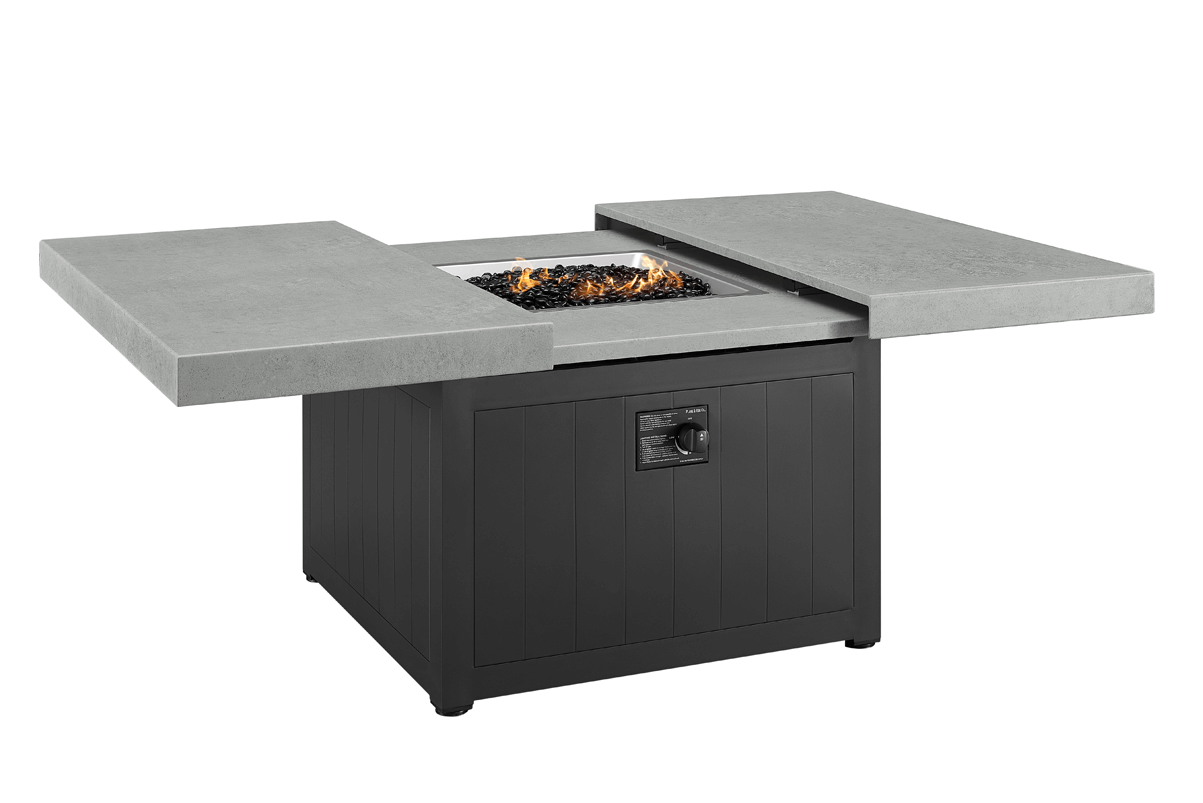 42 square functional fire pit multiple finish options