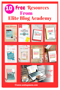 Free Resources From EBA