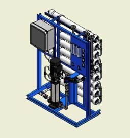 Reverse Osmosis Wattech WRO-4H