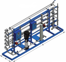 Industrial Reverse Osmosis Systems