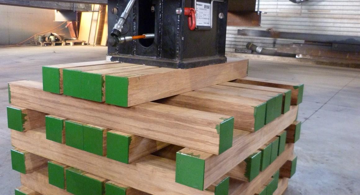 Betere Transportgigant Mammoet vol over op duurzame bamboe | Duurzaam KS-82
