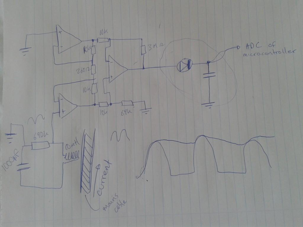 Mains Power Detection Circuit Wattnotions