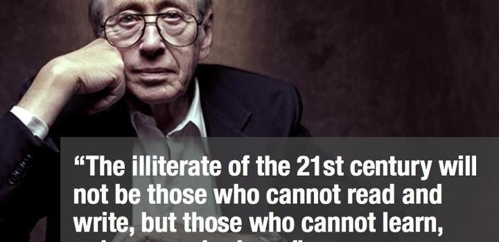 Unlearn something today!