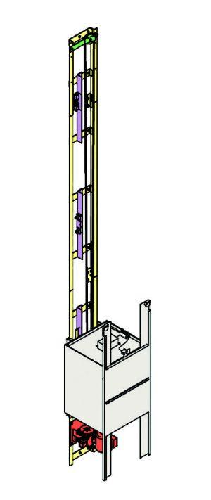 Residential Dumbwaiters  Waupaca Elevator Company