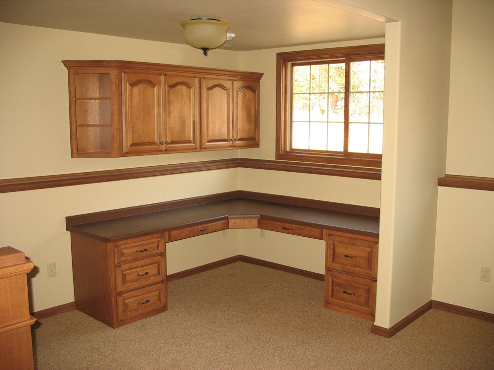 High Quality Custom-built cabinets in Eagle River, WI