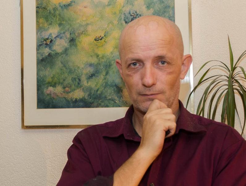 Wie ben ik, Anton van der Steen