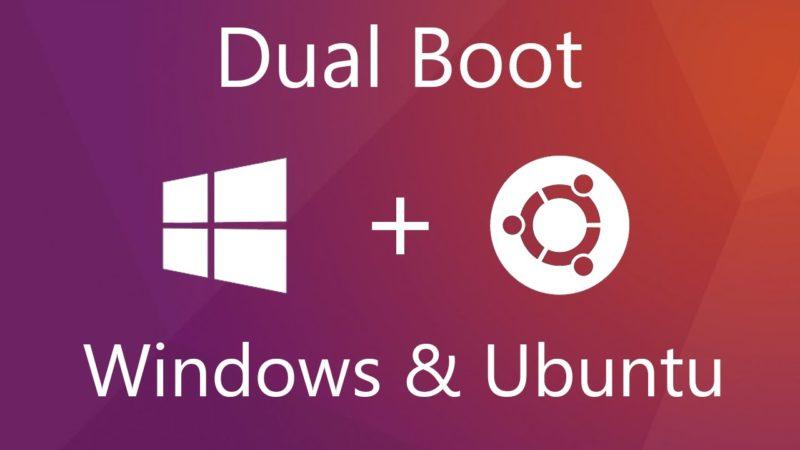 ubuntu uit een dual boot systeem verwijderen