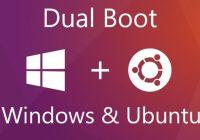 Dualboot Windows Ubuntu