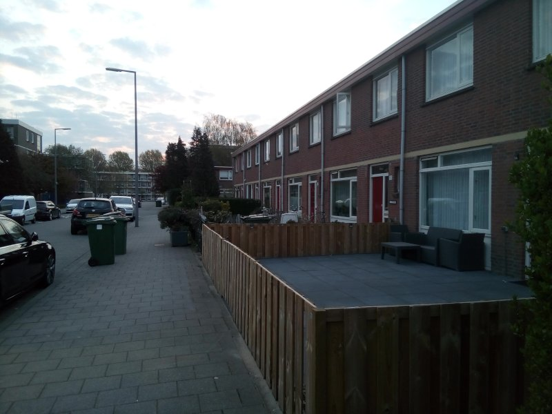 Renovatie Tuinenhoven start 23 April