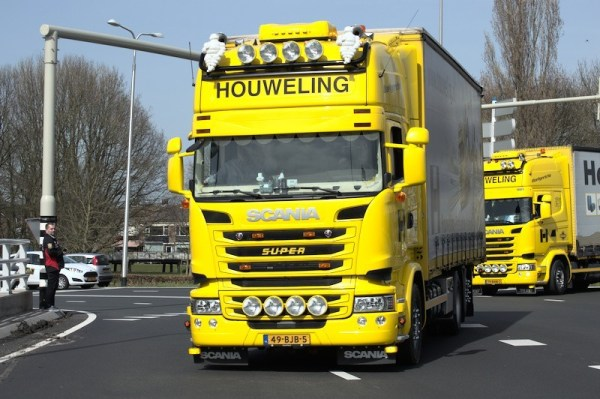 truckrun spijkenisse