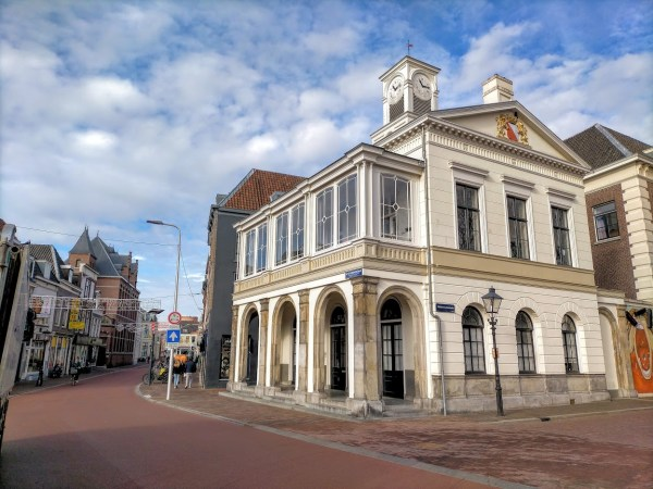 Utrecht, een mooie stad voor fotograven, ook voor tijdens het werk