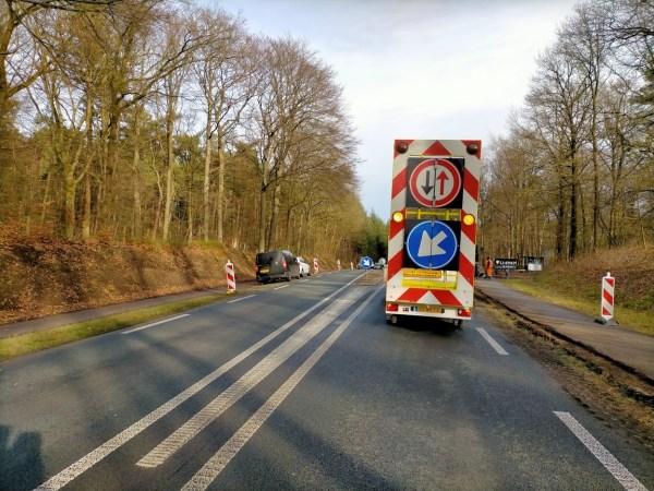 Werkzaamheden Utrechtse Heuvelrug