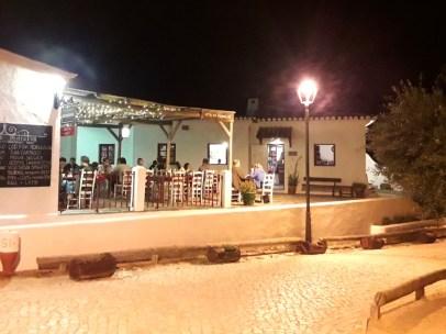 Restaurant im Hinterland