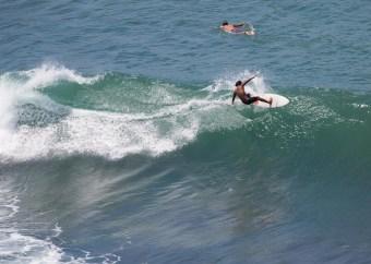 surfing Bingin Impossibles Surf report