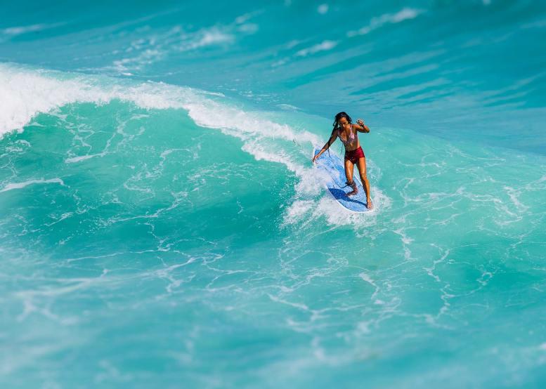surfing Bingin Surf report