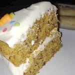 GASTRONOMÍA VIAJERA: Carrot Cake.
