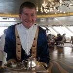 Mozzart Tea en Crystal Cruises