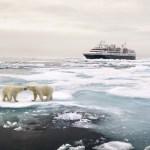 Silversea cruza el Pasaje del Noreste por primera vez en la historia de la compañía