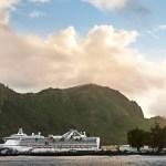 Princess Cruises anuncia sus cruceros 2022-2023 a México, la costa de California y Hawái