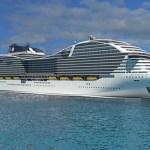 MSC Cruceros construirá una terminal exclusiva en Barcelona
