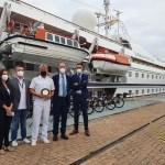 Vigo el primer puerto del norte de España en recibir cruceros