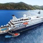 SeaDream es el primero en navegar en el Mar Negro tras la pandemia