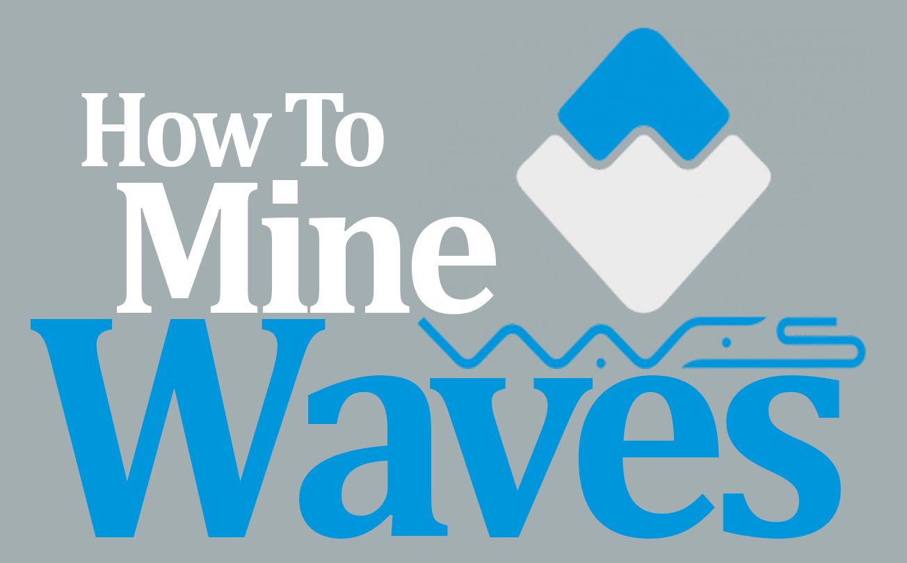 How To Mine Wave Crypto Currency | Step By Step Guide