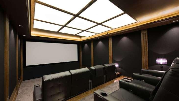 Home Theatre Design & Installation - Sydney, Perth, Brisbane   Wavetrain