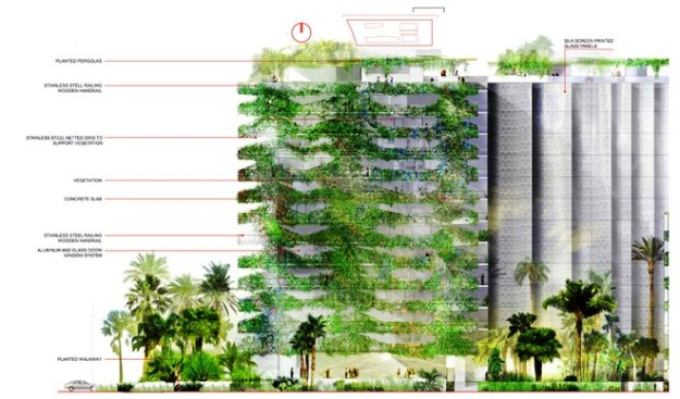 Monad Terrace new development