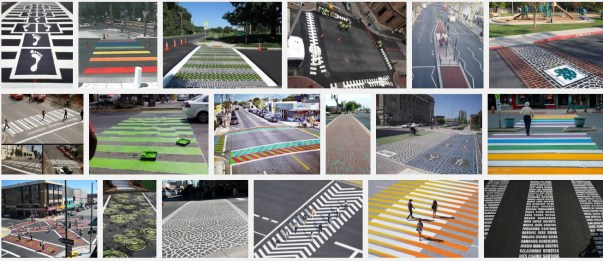 Various Crosswalks