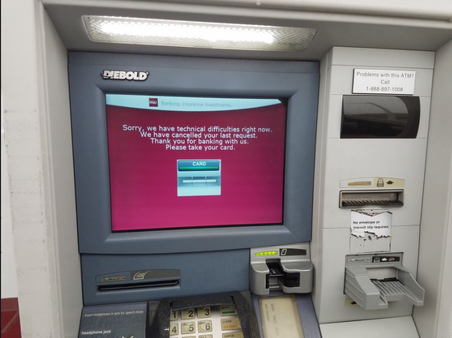 BBT Bank ATM Problems_704753