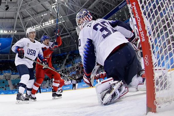 Ice Hockey – Winter Olympics Day 12_703071